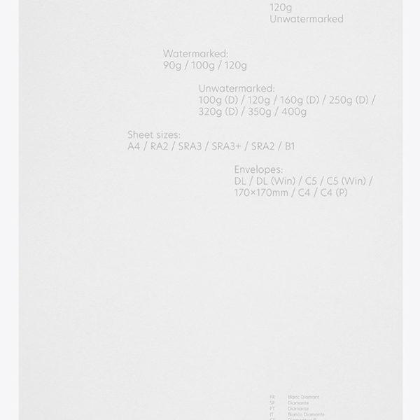 CONQUEROR CX22 PAPER  Diamond White